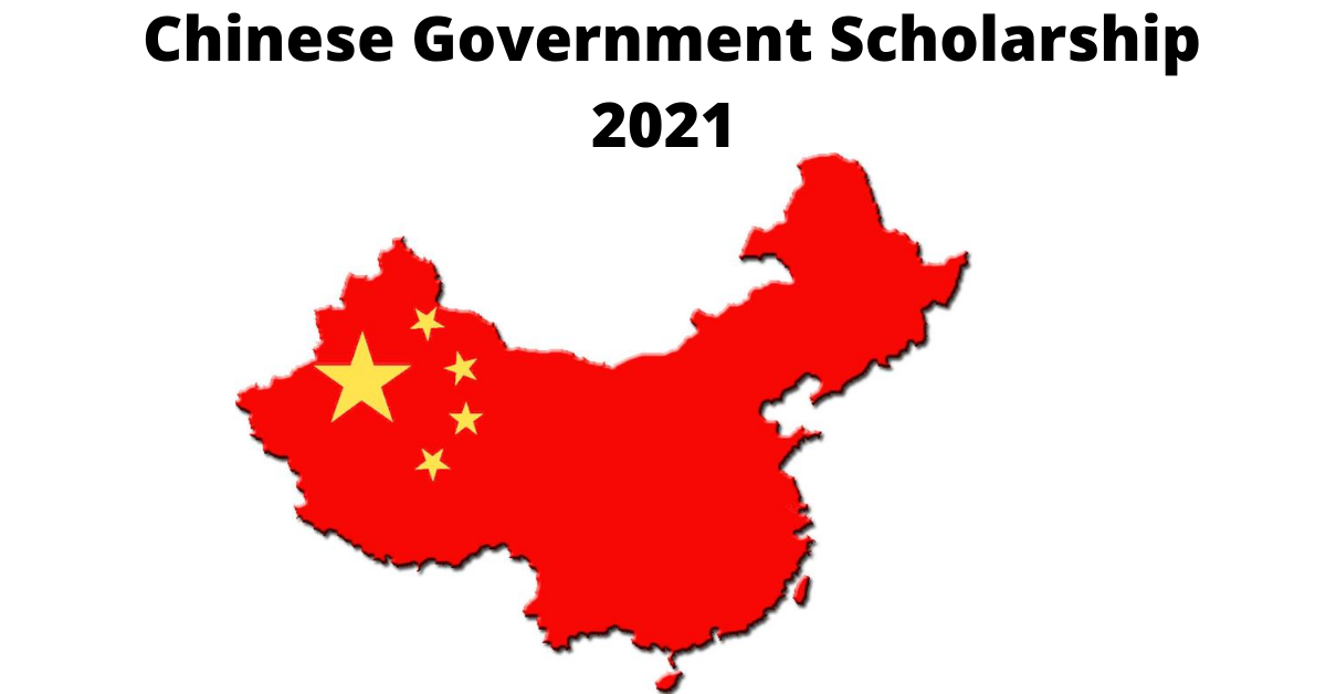 Chinese Government Scholarship 2021 – International ...