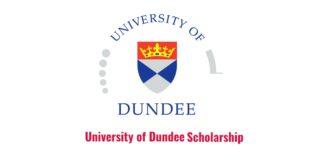 University of Dundee Scholarship