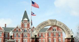 University of Findlay International Scholar Awards in USA